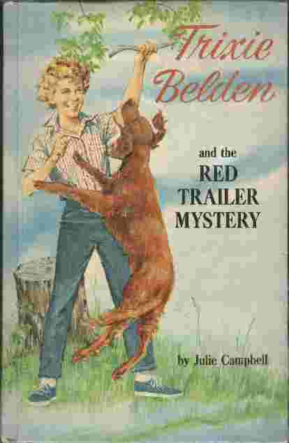 Image for Trixie Belden and the Red Trailer Mystery