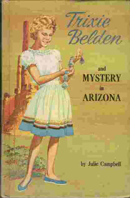 Image for Trixie Belden and Mystery in Arizona