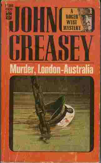 Image for Murder, London - Australia  - A Roger West Mystery