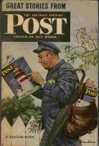 Image for Great Stories from the Saturday Evening Post