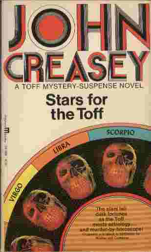 Image for Stars for the Toff  - The stars tell dark fortunes as the Toff meets astrology ... and murder-by-horoscope