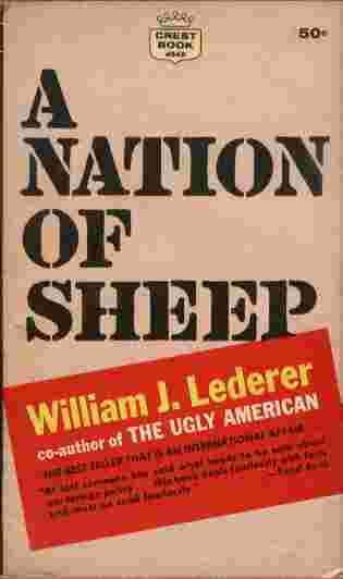 Image for A Nation of Sheep