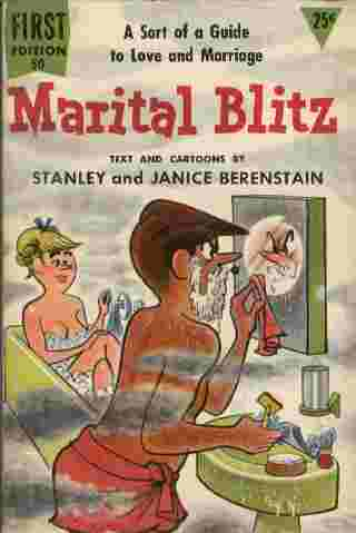 Image for Marital Blitz  - A sort of a guide to love and marriage