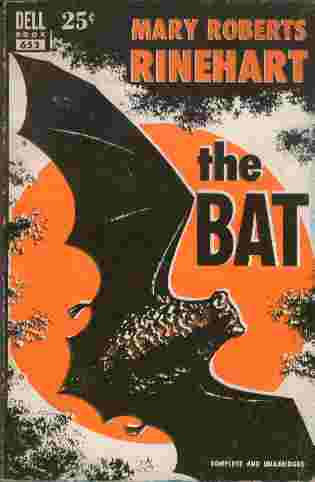 Image for The Bat  - The story of a single night of terror in an isolated country house...