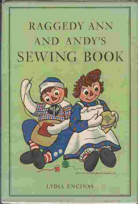 Image for Raggedy Ann and Andy's Sewing Book