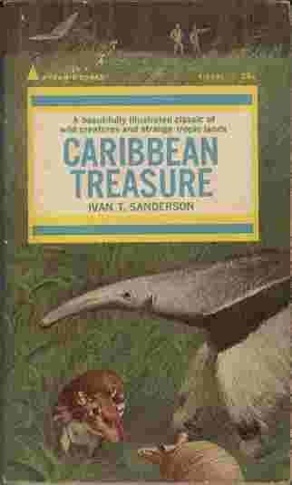 Image for Caribbean Treasure  - A beautifully illustrated classic of wild creatures and strange tropic lands