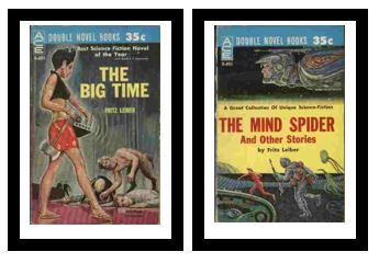 Image for The Big Time / The Mind Spider and Other Stories