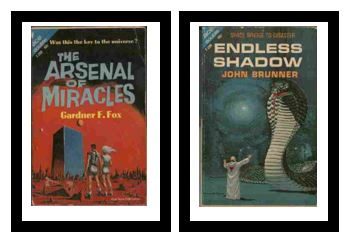Image for The Arsenal of Miracles / Endless Shadow  - Was this the key to the universe? / - Space bridge to disaster