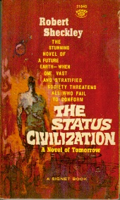 Image for The Status Civilization