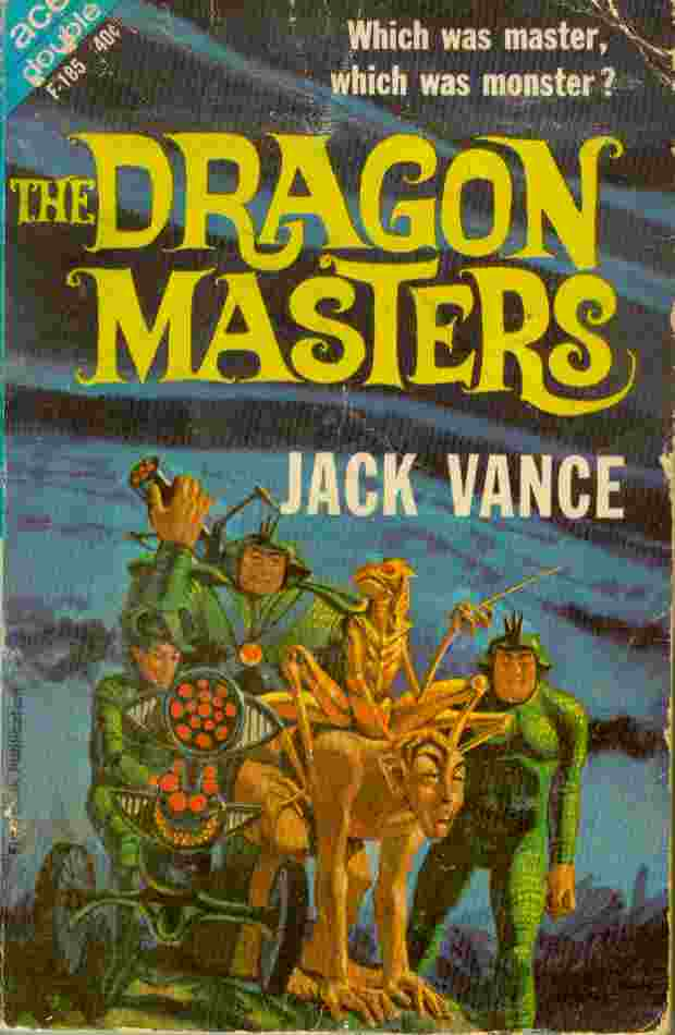 Image for The Dragon Masters / The Five Gold Bands - Ace Double