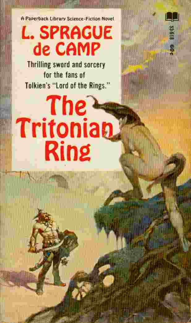 Image for The Tritonian Ring