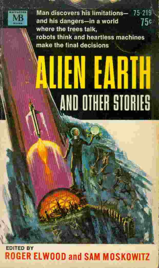Image for Alien Earth and Other Stories