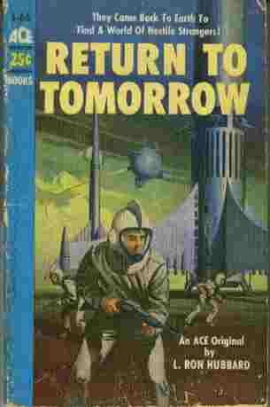 Image for Return to Tomorrow