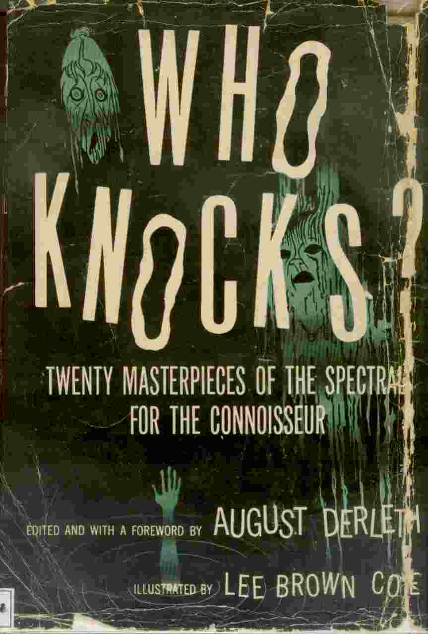 Image for Who Knocks?   - Twenty Masterpieces of the Spectral for the Connoisseur