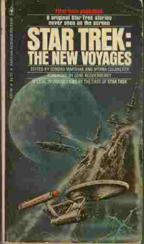 Image for Star Trek: the New Voyages