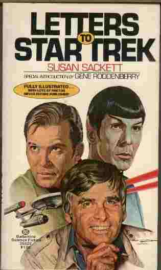 Image for Letters to Star Trek