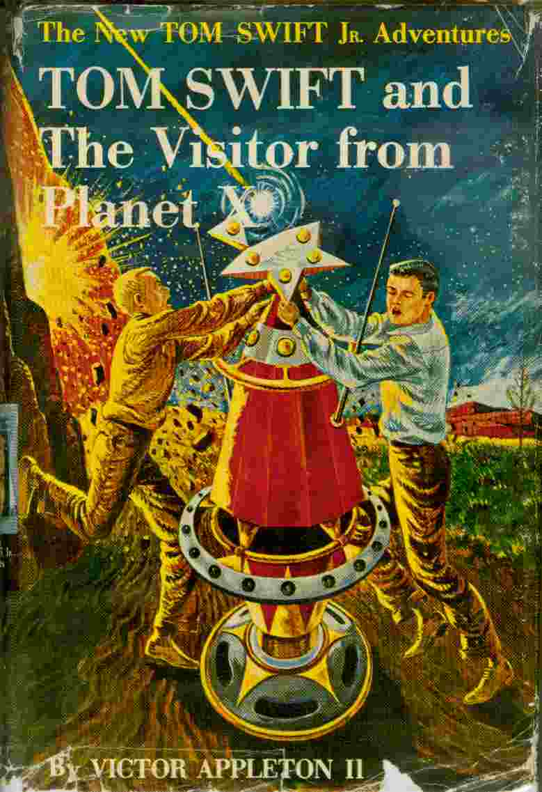 Image for Tom Swift and the Visitor from Planet X