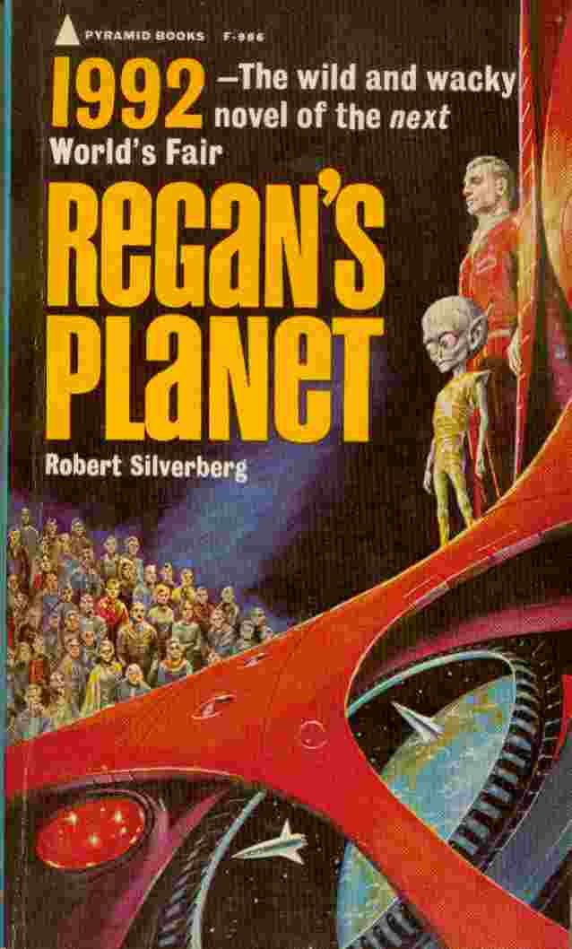 Image for Regan's Planet
