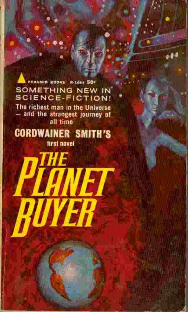 Image for The Planet Buyer