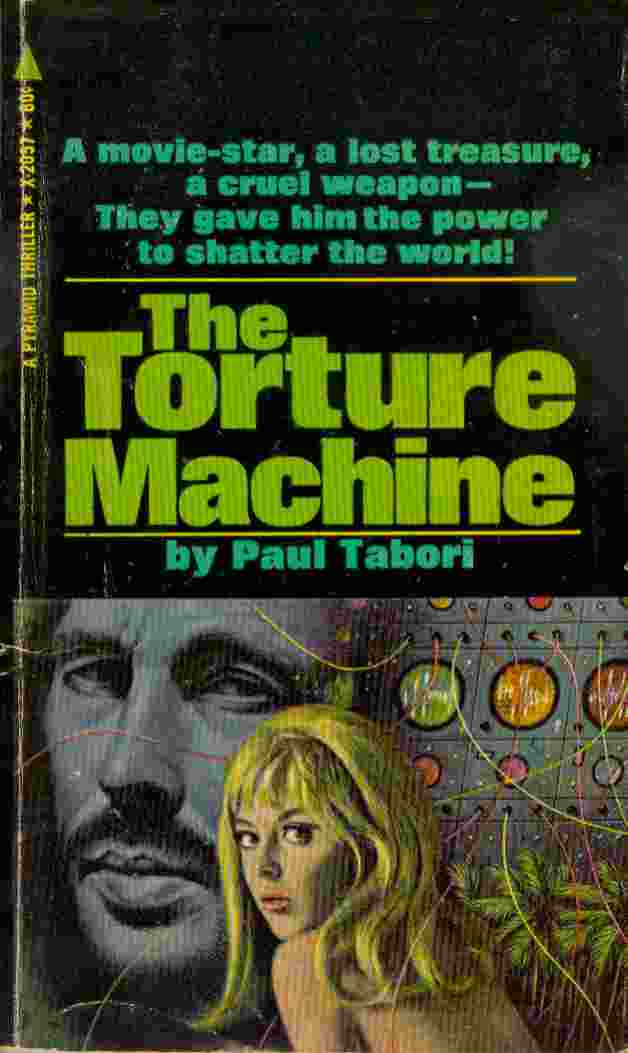 Image for The Torture Machine