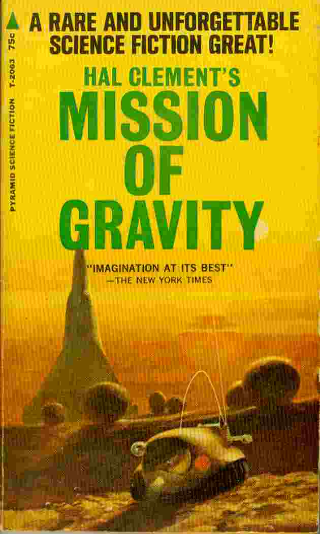 Image for Mission of Gravity