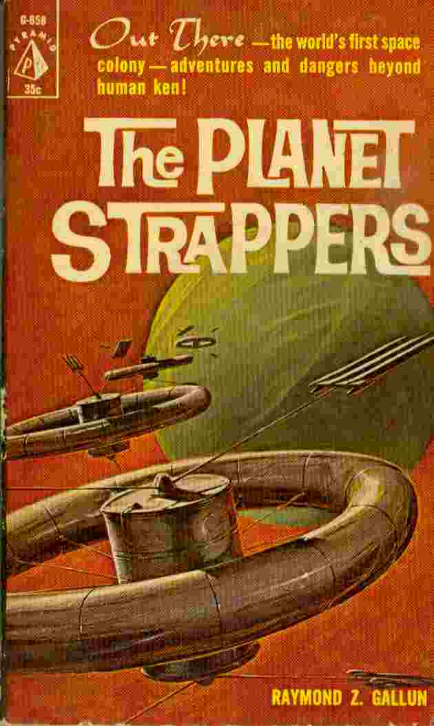 Image for The Planet Strappers
