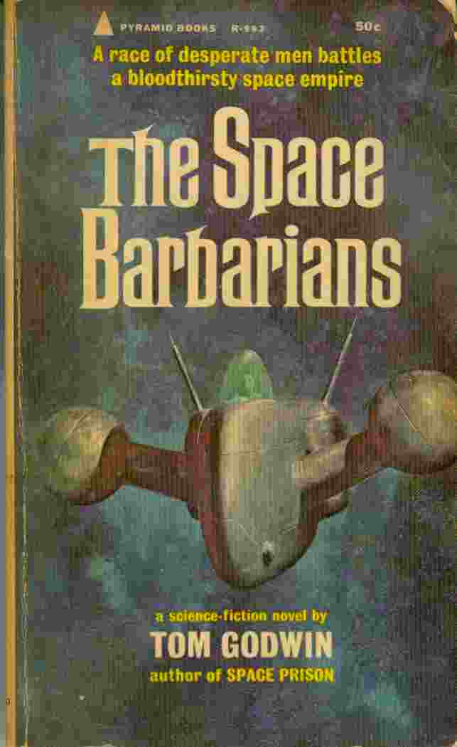 Image for The Space Barbarians
